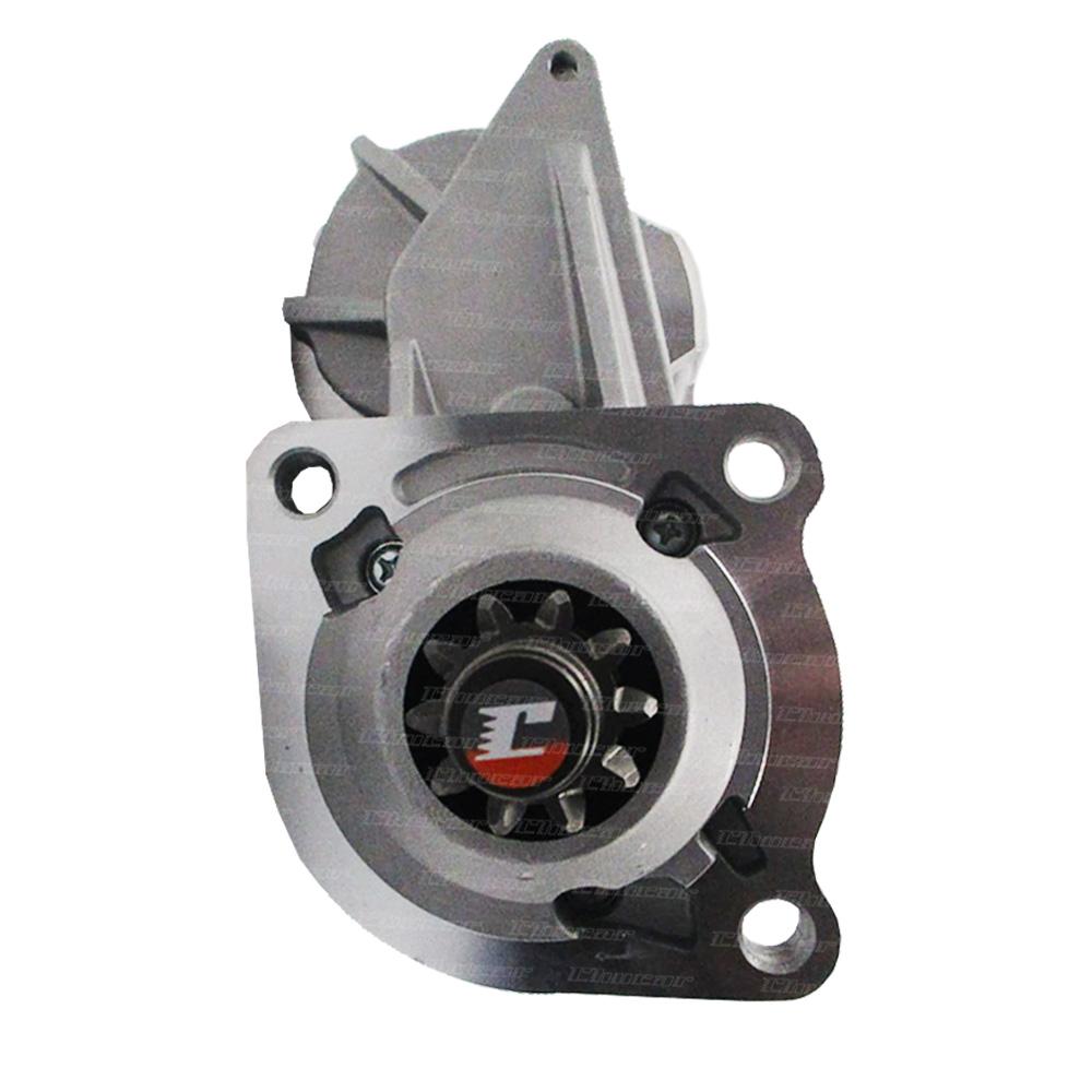 Motor de arranque CATERPILLAR CASE Volvo EC210 Sansung SE170 SE210 DENSO 24V 10 DENTES 187566C1 1987566C1 D129494 1280002560 1280002561 1280002562 1280002563 E20641 D20607 SLS0219 RD17085