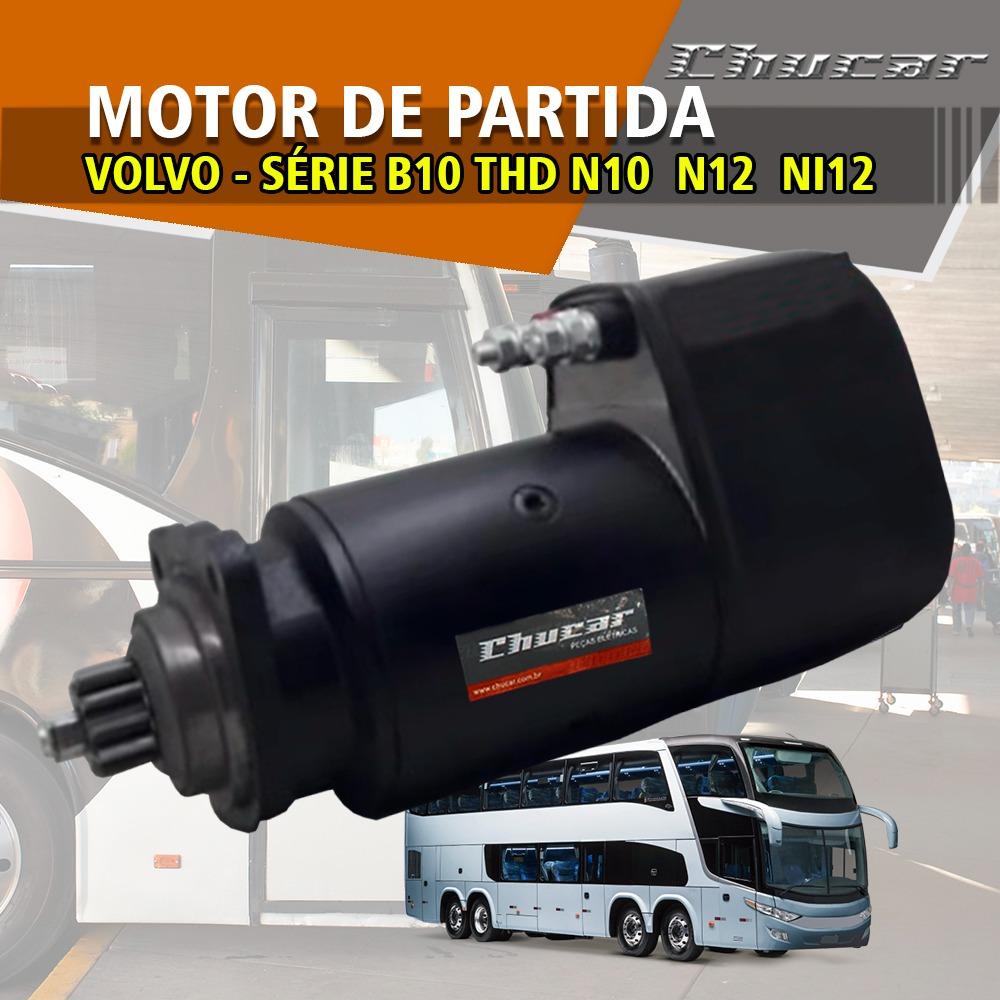Motor de arranque VOLVO SÉRIE B10 THD N10 N12 Nl12 BOSCH 24V 11 DENTES 0001416009 1547049 20451445 DR19024016 E20615 D20196 RD14050 Referência: VOLVO SÉRIE B10 THD N10 N12 Nl12 OEM: Referência: 0001416009 1547049 20451445 DR19024016 E 20615 D 20196 RD14050